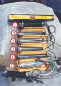 Endschalldämpfer Double Fire elektrisch verstellbar